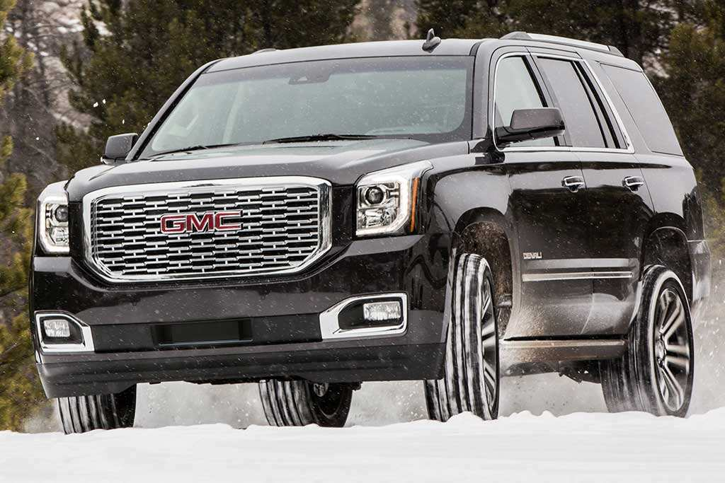 24 The 2019 Gmc Tahoe Price Design And Review