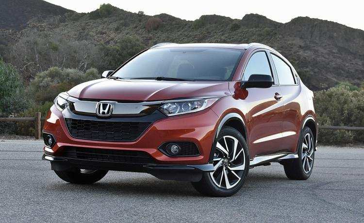 24 The 2019 Honda Hrv Changes Picture