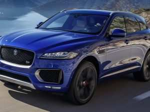 2019 Jaguar F Pace Changes