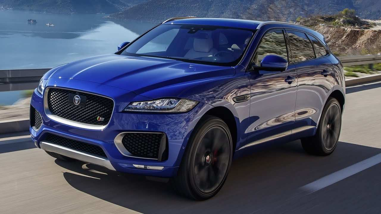 24 The 2019 Jaguar F Pace Changes Pictures