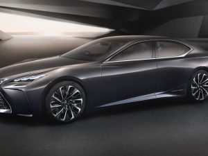 24 The 2019 Lexus Concept Interior