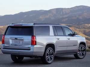 24 The Best 2019 Chevrolet Suburban Rst Performance Package First Drive