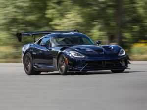 24 The Best 2019 Dodge Viper Acr Concept