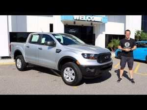 2019 Ford Ranger Youtube