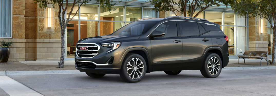 24 The Best 2019 Gmc Horsepower Release Date And Concept