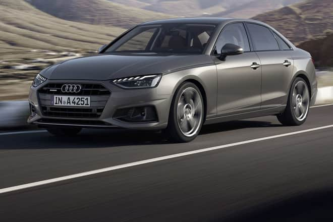 24 The Best Audi A4 Model Year 2020 Prices