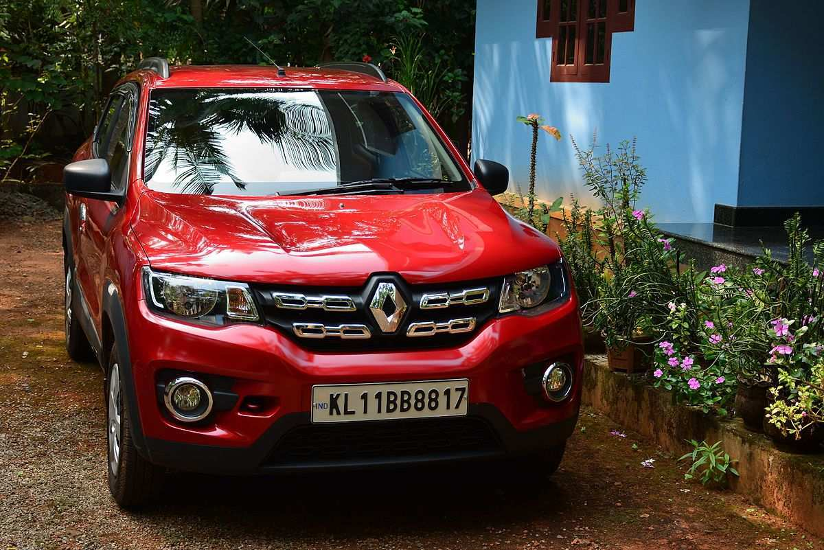 24 The Dacia Kwid 2019 Exterior and Interior