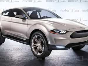 24 The Ford Mustang Suv 2020 Release