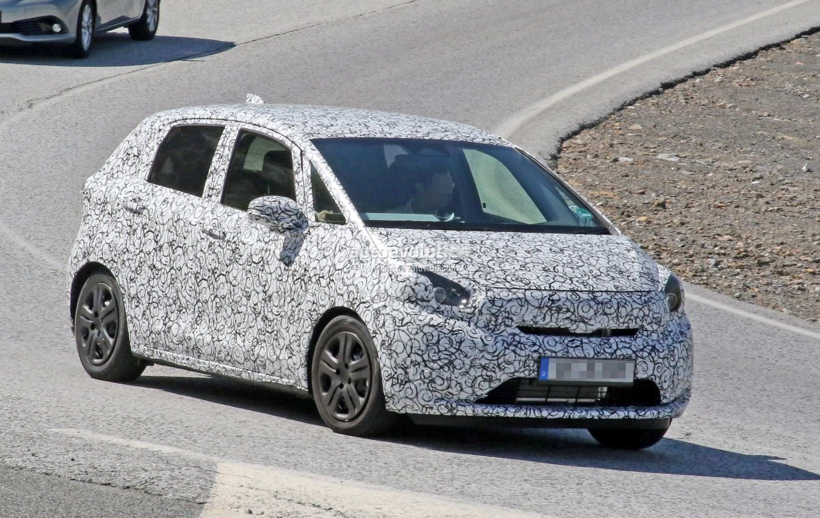 24 The Honda Fit 2020 Price Design And Review
