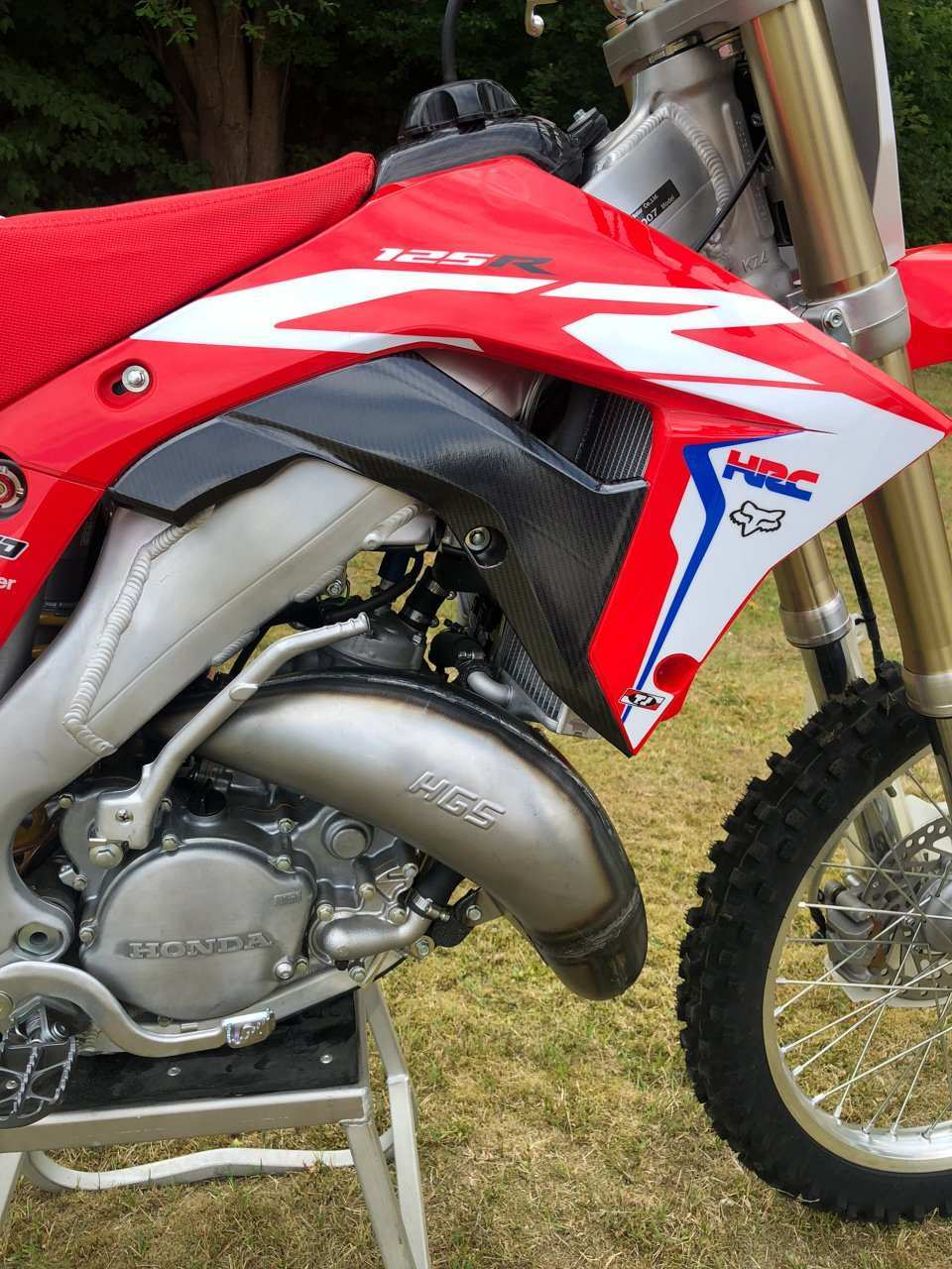 24 The Honda Two Stroke 2020 Spesification