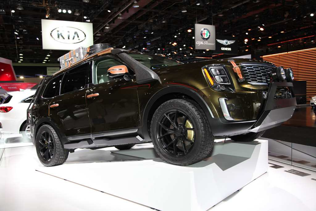 24 The Kia Telluride 2020 Price First Drive