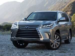 24 The Lexus Lx 2020 New Review