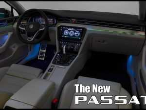 24 The Volkswagen Passat 2020 Interior Images