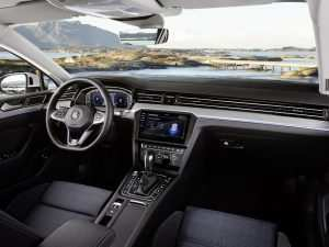 24 The Volkswagen Passat 2020 Interior Price and Review