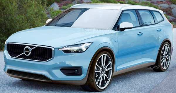 24 The Volvo V40 Cross Country 2020 Specs And Review