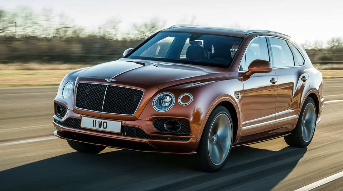 25 A 2019 Bentley Suv Price Price And Release Date