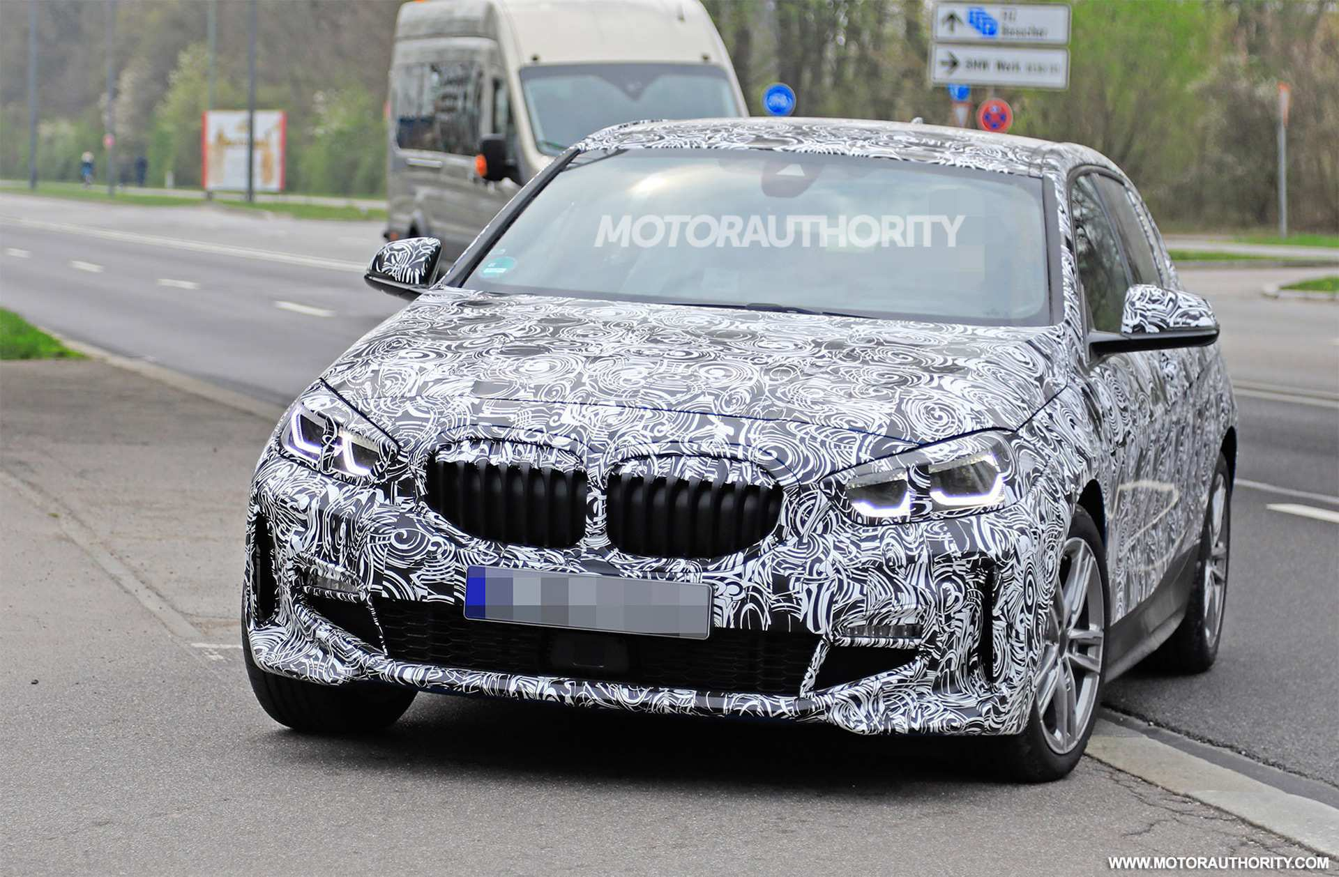 25 A 2019 Bmw 1 Series Interior Overview