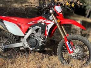 25 A 2019 Honda Dirt Bikes Performance and New Engine