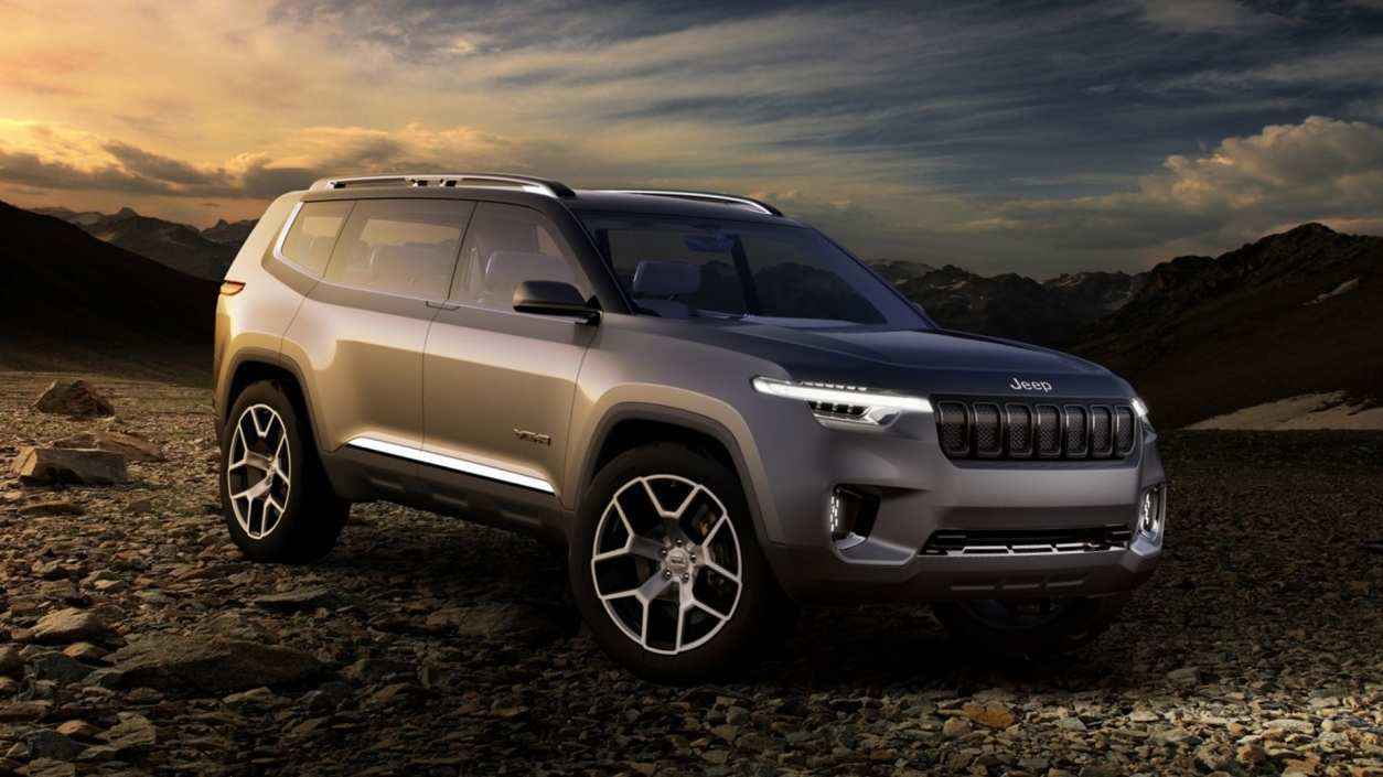 25 A 2019 Jeep Yuntu Picture