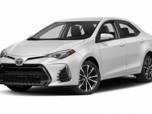 25 A 2019 New Toyota Corolla Pricing