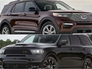 25 A 2020 Dodge Durango New Review
