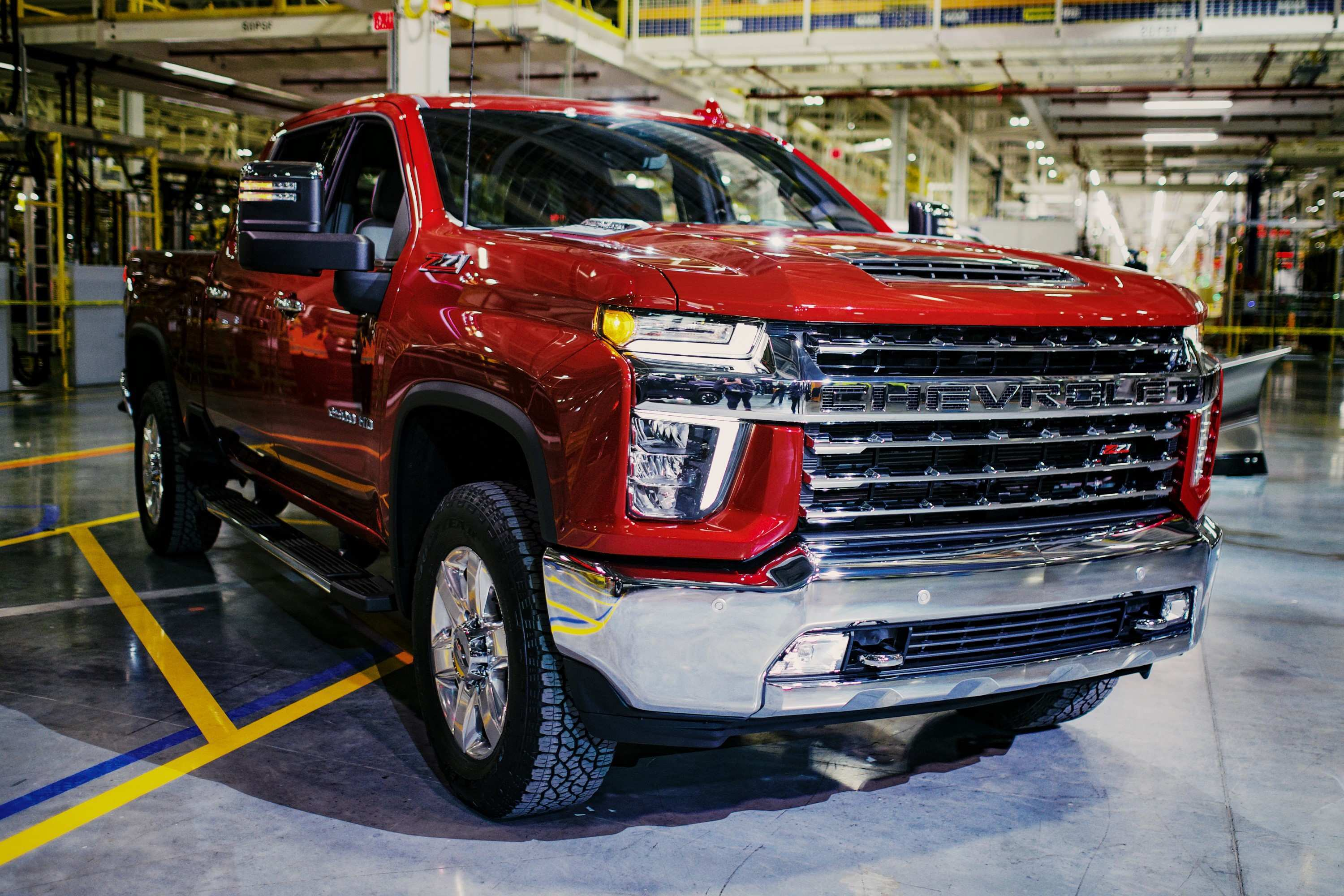 25 A 2020 Gmc Hd Truck Engines Redesign