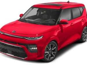 25 A 2020 Kia Soul X Line Review and Release date