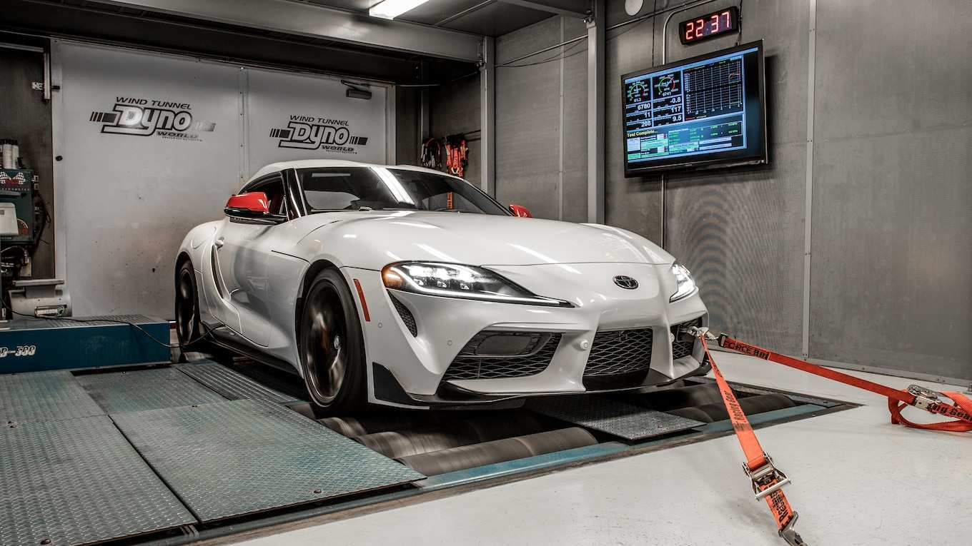 25 A 2020 Toyota Supra Quarter Mile Pricing
