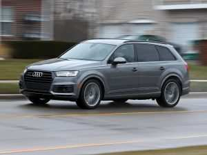 25 A Audi Q7 2020 Release Date Price and Release date