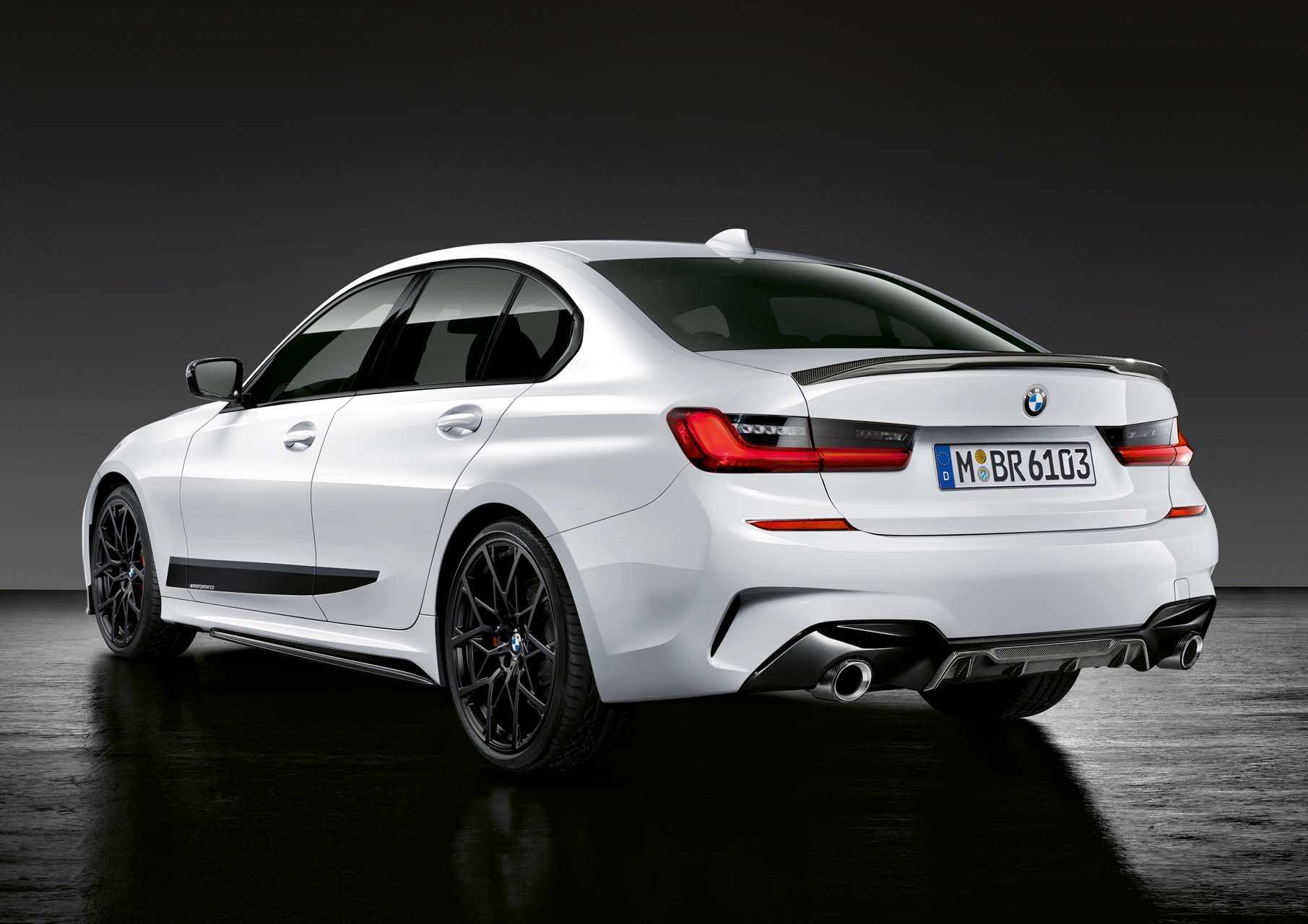 25 A BMW New 3 Series 2020 Exterior And Interior