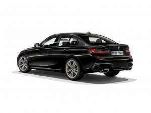 25 A BMW New 3 Series 2020 Model