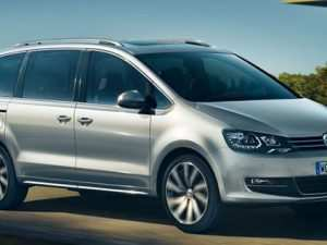 25 A Future Volkswagen Sharan 2020 New Review