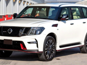 25 A Nissan Patrol 2020 Exterior and Interior
