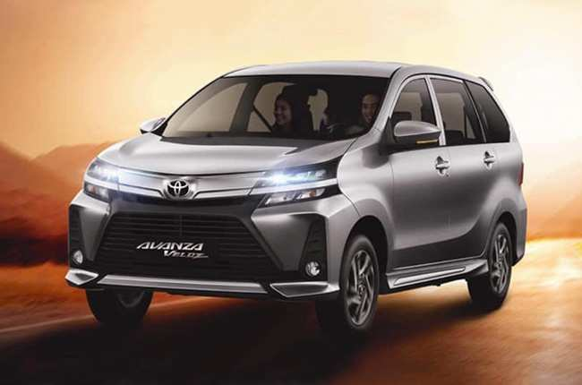 25 A Toyota Avanza 2020 New Review