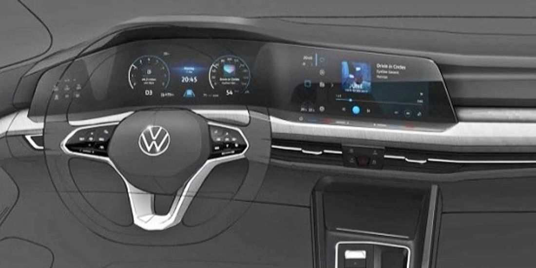 25 A Volkswagen Golf 8 2020 Review And Release Date