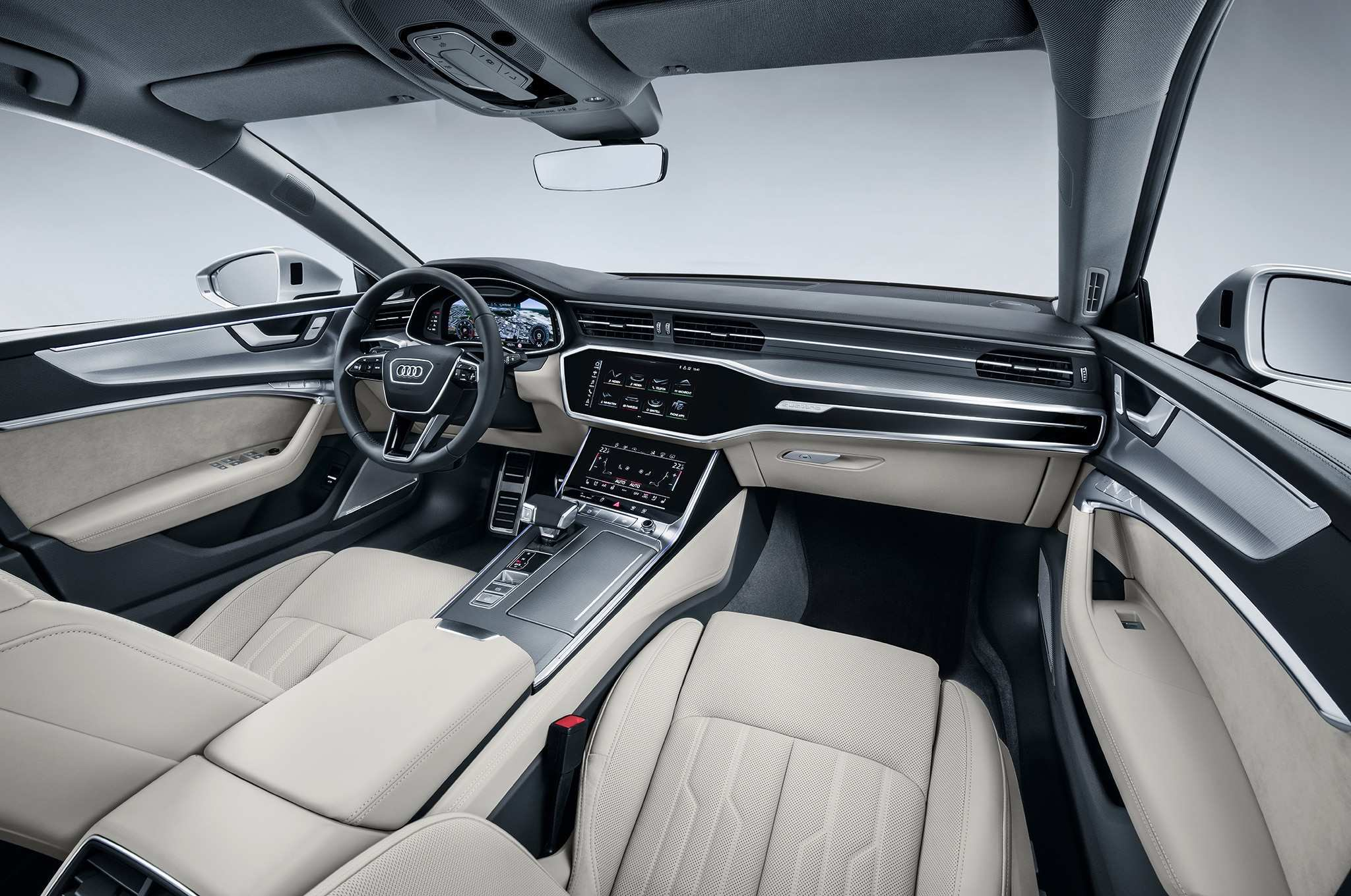 25 All New 2019 Audi A7 Interior Redesign And Review