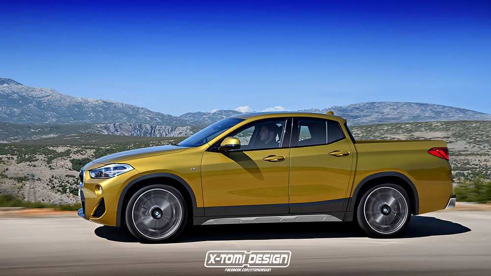 25 All New 2019 Bmw Bakkie Concept
