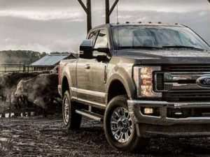 2019 Ford 2500