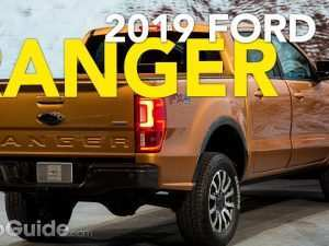 25 All New 2019 Ford Ranger Auto Show Specs