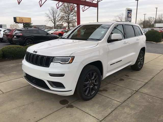 25 All New 2019 Jeep High Altitude Spy Shoot
