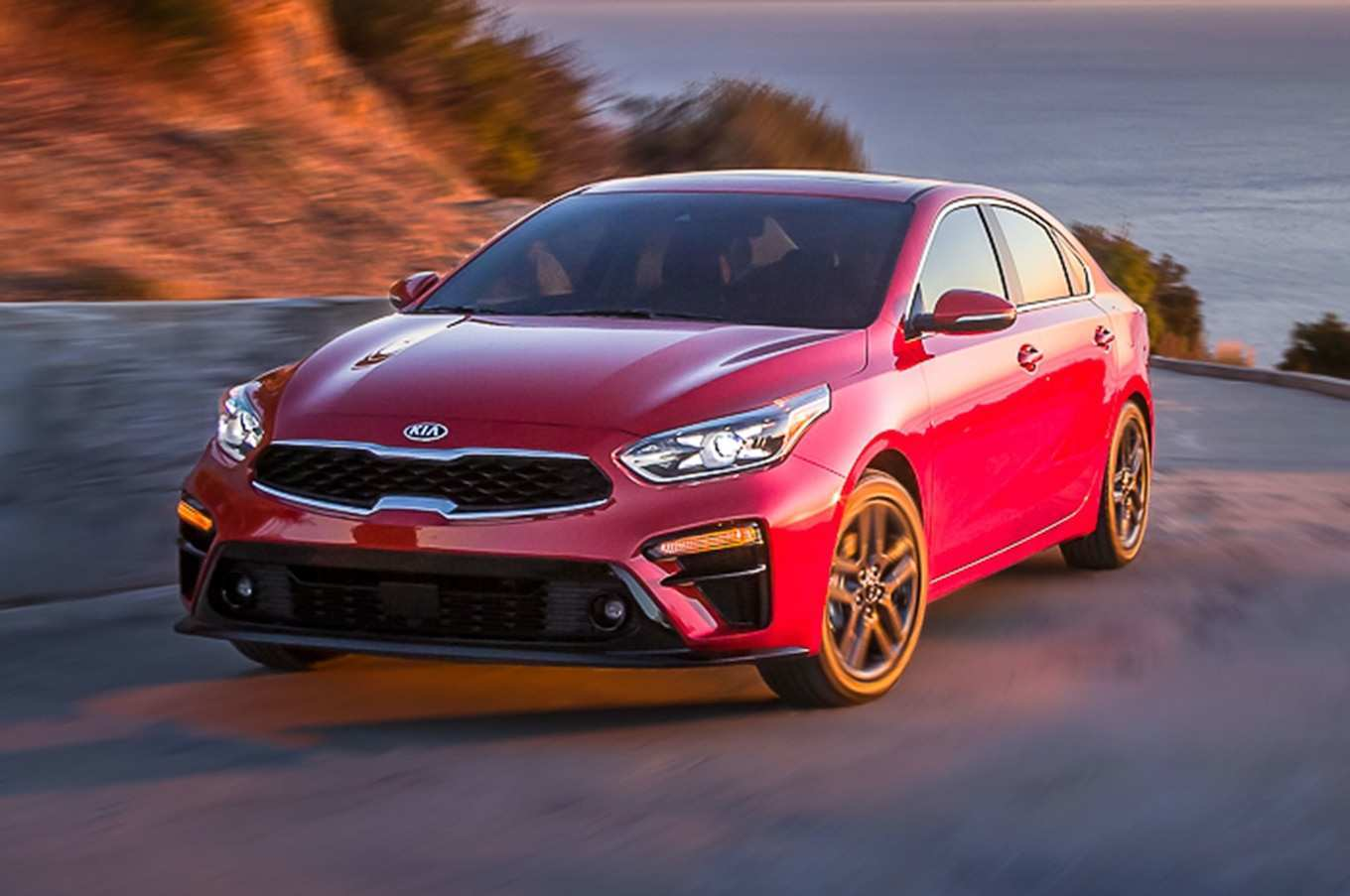 25 All New 2019 Kia Forte First Drive
