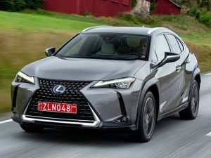 25 All New 2019 Lexus Ux Canada Overview