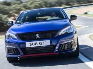 25 All New 2019 Peugeot 308 Gti Performance and New Engine