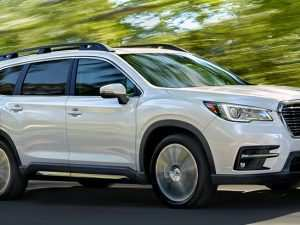 25 All New 2019 Subaru New Model Redesign and Concept