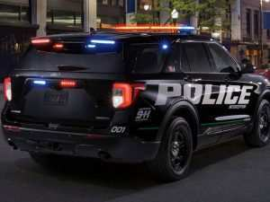 25 All New 2020 Ford Police Utility Configurations