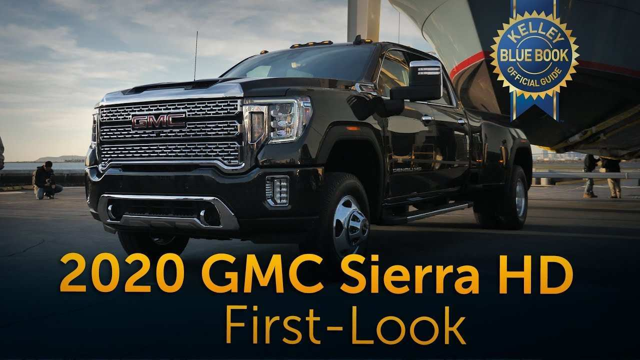 25 All New 2020 Gmc Denali Pickup Performance