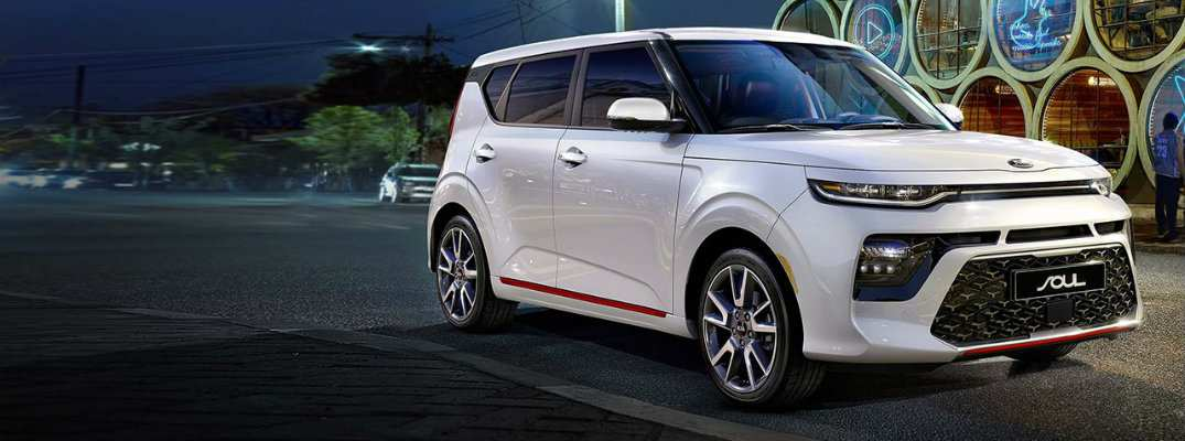 25 All New 2020 Kia Soul Hybrid Release