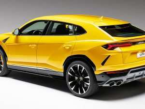 25 All New 2020 Lamborghini Suv Redesign