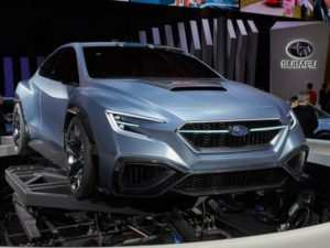 25 All New 2020 Subaru Wrx Sti Review New Concept