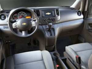 25 All New Chevrolet Van 2020 Release Date and Concept